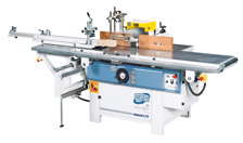 Bursgreen FS550 spindle moulder