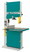 Genuine Quality Italian Standard and Custom Built Band Saws